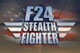 In addition to the sis game Global Race: Raging Thunder for Symbian phones, you can also download F24: Stealth fighter for free.
