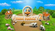 In addition to the sis game Real Football 2008 European Tournament for Symbian phones, you can also download Farm Frenzy 2 for free.