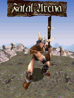 Fatal Arena 3D download free Symbian game. Daily updates with the best sis games.