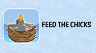 In addition to the sis game Galaxy on Fire HD for Symbian phones, you can also download Feed the Chicks for free.