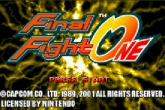 In addition to the sis game  for Symbian phones, you can also download Final Fight One for free.