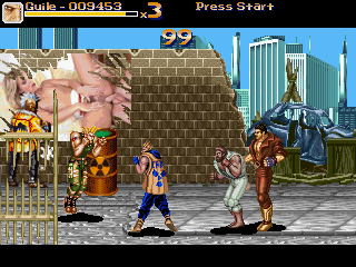 Final Fight - Play Game Online