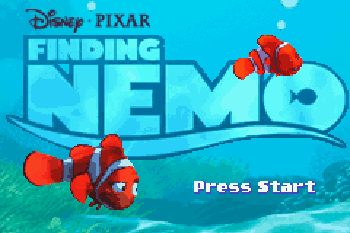 Finding Nemo - Symbian game. Finding Nemo sis download free for ...