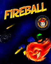 Fireball - Symbian game screenshots. Gameplay Fireball