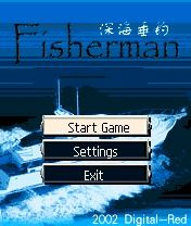 Fisherman - Symbian game screenshots. Gameplay Fisherman