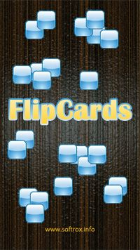 Flip Cards - Symbian game screenshots. Gameplay Flip Cards