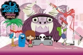 In addition to the sis game Angry Birds Seasons Year of the Dragon for Symbian phones, you can also download Foster's home for imaginary friends for free.