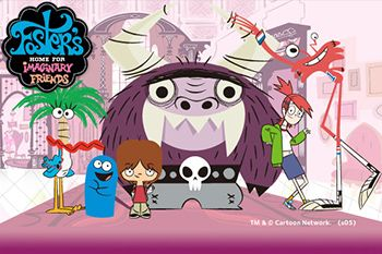 Download Fosters Home For Imaginary Friends