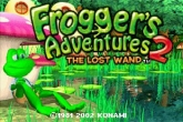 In addition to the sis game Putt-Putt Travels Through Time for Symbian phones, you can also download Frogger's adventures 2: The lost wand for free.