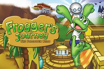 Frogger's Journey: The forgotten relic download free Symbian game. Daily updates with the best sis games.