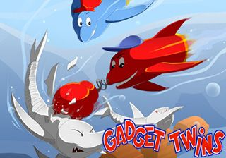 Gadget twins download free Symbian game. Daily updates with the best sis games.