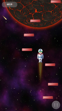 Galaxy Ball Game Nokia