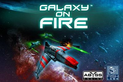 Galaxy on Fire HD - Symbian game screenshots. Gameplay Galaxy on Fire HD