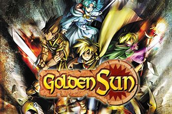 Golden sun - Symbian game screenshots. Gameplay Golden sun
