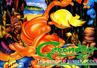 Greendog: The beached surfer dude! download free Symbian game. Daily updates with the best sis games.