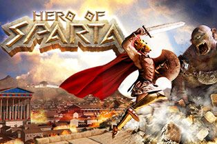 Hero of Sparta - Symbian game screenshots. Gameplay Hero of Sparta