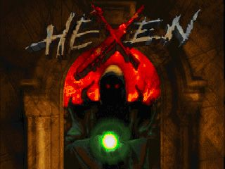 Hexen - Symbian game screenshots. Gameplay Hexen