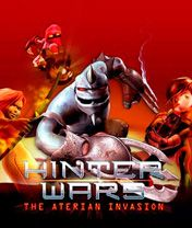 Hinter Wars: The Aterian Invasion download free Symbian game. Daily updates with the best sis games.
