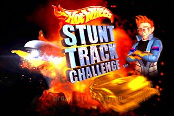 Hot Wheels Stunt Track Challenge download free Symbian game. Daily updates with the best sis games.