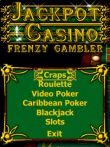 In addition to the sis game Orbit Eater for Symbian phones, you can also download Jackpot Casino 2: Frenzy Gambler for free.