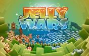 In addition to the sis game Donkey Kong Country 2 for Symbian phones, you can also download Jelly Wars for free.