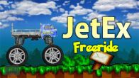 In addition to the sis game Pop it! for Symbian phones, you can also download JetEx 4 Freeride paid for free.