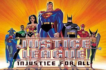 Justice league: Injustice for all - Symbian game screenshots. Gameplay Justice league: Injustice for all