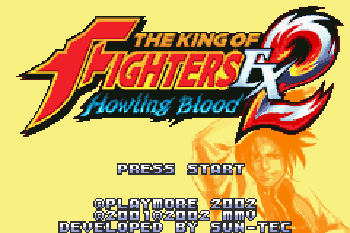 King of Fighters EX2: Howling Blood download free Symbian game. Daily updates with the best sis games.