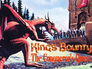 King's bounty: The conqueror's quest download free Symbian game. Daily updates with the best sis games.
