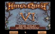 In addition to the sis game  for Symbian phones, you can also download King's Quest 6: Heir Today, Gone Tomorrow for free.