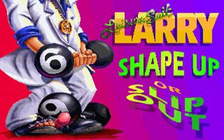 Leisure Suit Larry 6: Shape Up or Slip Out! download free Symbian game. Daily updates with the best sis games.