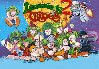 Lemmings 2: The tribes download free Symbian game. Daily updates with the best sis games.