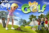 In addition to the sis game 3D Moto Racer for Symbian phones, you can also download Let's Golf 2 HD for free.