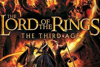 The Lord of the Rings: The Third Age PS2, GCN, XBOX, GBA ...