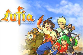 Lufia: The ruins of Lore download free Symbian game. Daily updates with the best sis games.