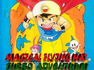 Magical flying hat: Turbo adventure! download free Symbian game. Daily updates with the best sis games.