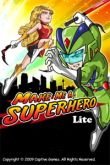 In addition to the sis game  for Symbian phones, you can also download Make Me A Superhero for free.