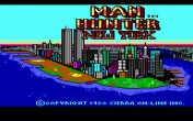 In addition to the sis game Atomic runner for Symbian phones, you can also download Manhunter New York for free.