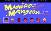 In addition to the sis game Ace Combat Advance for Symbian phones, you can also download Maniac Mansion for free.