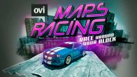 In addition to the sis game Putt-Putt Joins the Circus for Symbian phones, you can also download Maps racing for free.