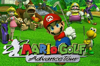 Mario golf advance: Tour download free Symbian game. Daily updates with the best sis games.