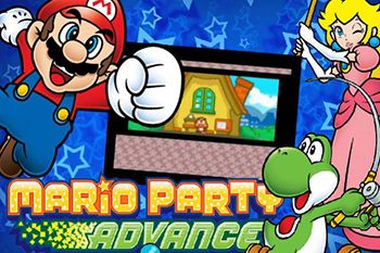 Mario party advance download free Symbian game. Daily updates with the best sis games.