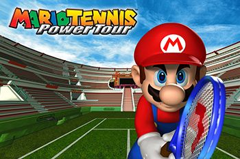 Mario tennis: Power tour download free Symbian game. Daily updates with the best sis games.