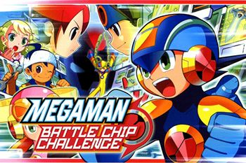 Megaman: Battle chip challenge download free Symbian game. Daily updates with the best sis games.