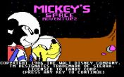 In addition to the sis game Doom for Symbian phones, you can also download Mickey's Space Adventure for free.