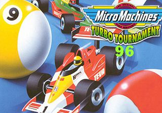 Micro machines: Turbo tournament 96 download free Symbian game. Daily updates with the best sis games.