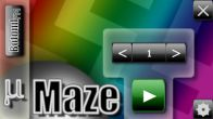 In addition to the sis game Pop it! for Symbian phones, you can also download MicroMaze for free.
