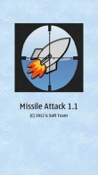 In addition to the sis game Cricket T20 Fever for Symbian phones, you can also download Missile Attack for free.