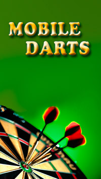 Mobile darts - Symbian game screenshots. Gameplay Mobile darts