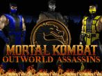 In addition to the sis game Raging Thunder 2 for Symbian phones, you can also download Mortal Kombat Outworld Assassins for free.